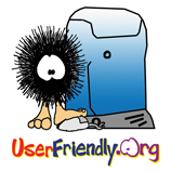 user friendly