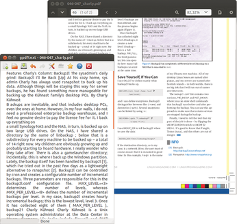 Extract one page from indesign