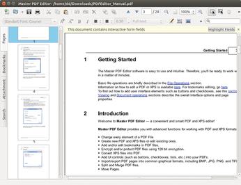 master pdf editor linux crack