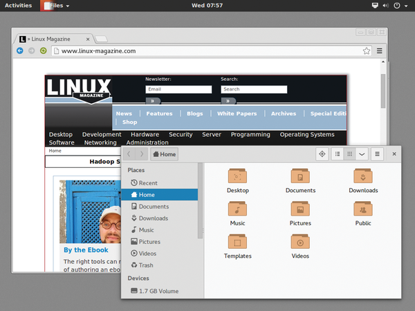Pretty Packages » Linux Magazine