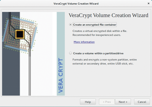 veracrypt cloud storage