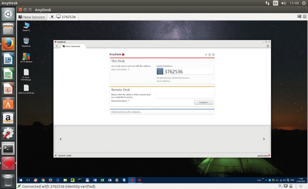 anydesk download ubuntu