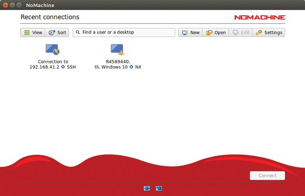 nomachine client for windows