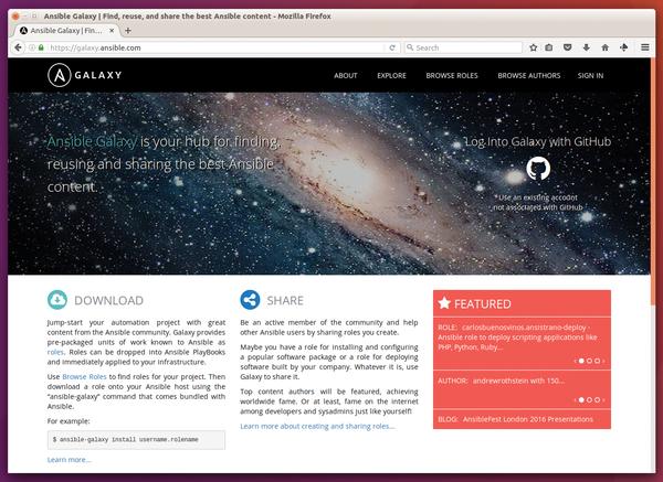 Tutorials – Ansible » Linux Magazine