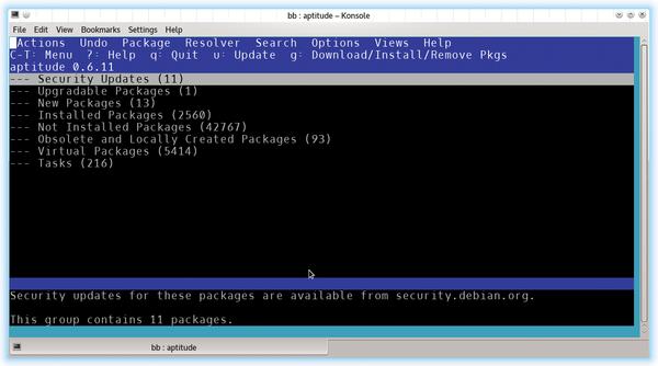 Package Repair » Linux Magazine