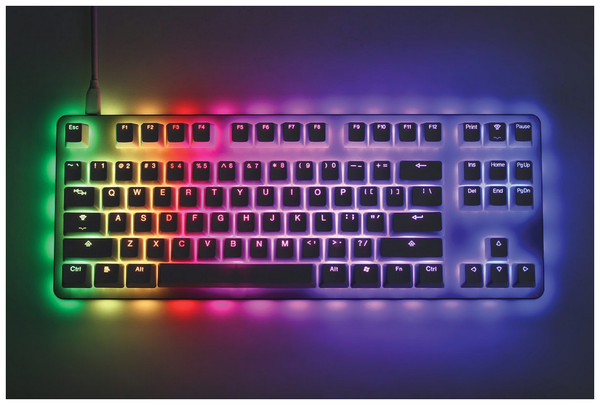 Open Keyboards with Style » Linux Magazine