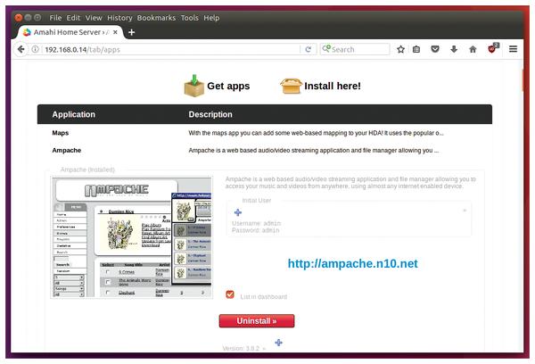 Install Ampache Ubuntu