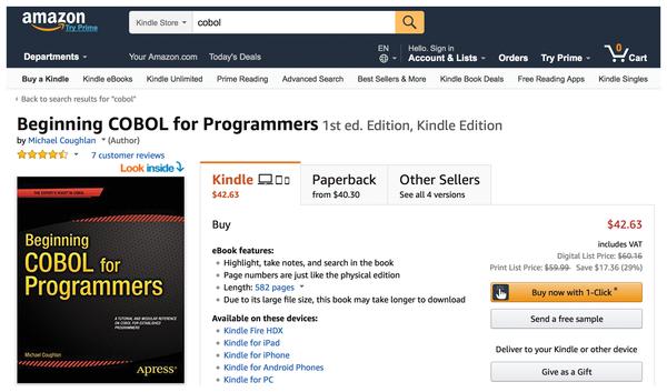 Tutorials – COBOL » Linux Magazine