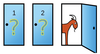 Figure 1: Monty Hall problem on Wikipedia.