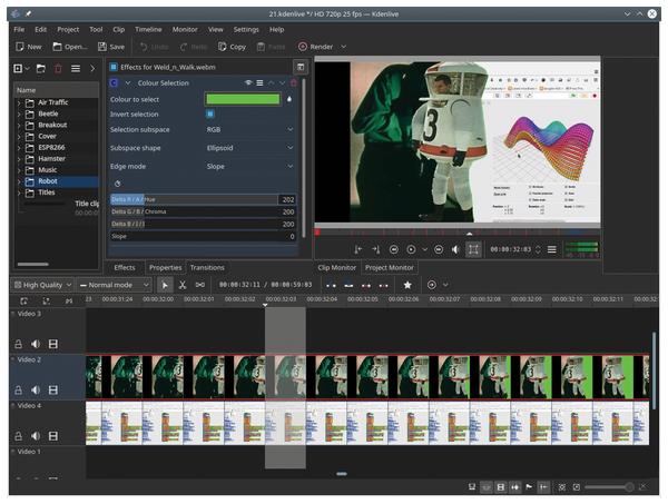 Tutorials – Video Editing » Linux Magazine