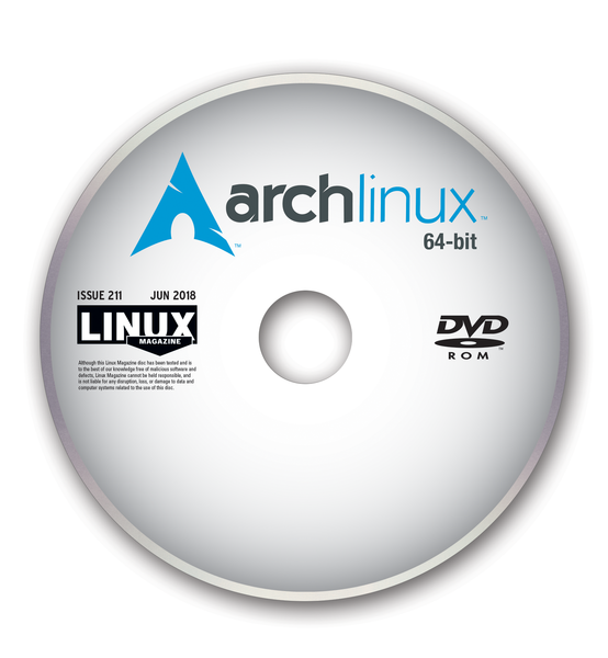 This Month's DVD » Linux Magazine