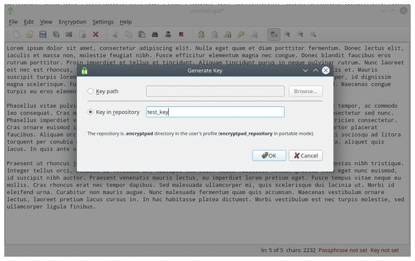 Secure Writer » Linux Magazine