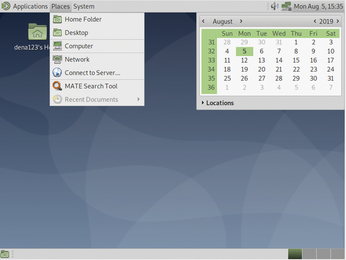 Debian Xorg