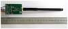Figure 1: Semtech's module with antenna connected.