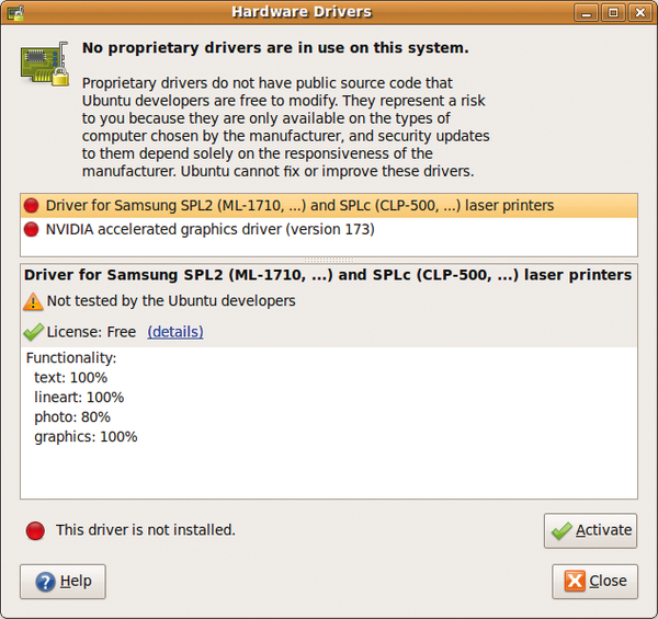 Easy Driver » Linux Magazine