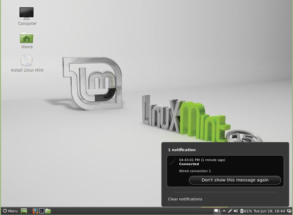 Mint 15 and Debian 7 » Linux Magazine