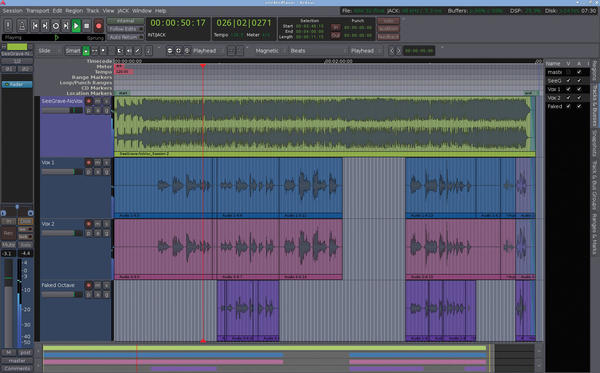 Making Music with Ardour3 » Linux Magazine