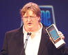 Figure 1: Valve boss Gabe Newell is banking on Linux as a gaming platform.
