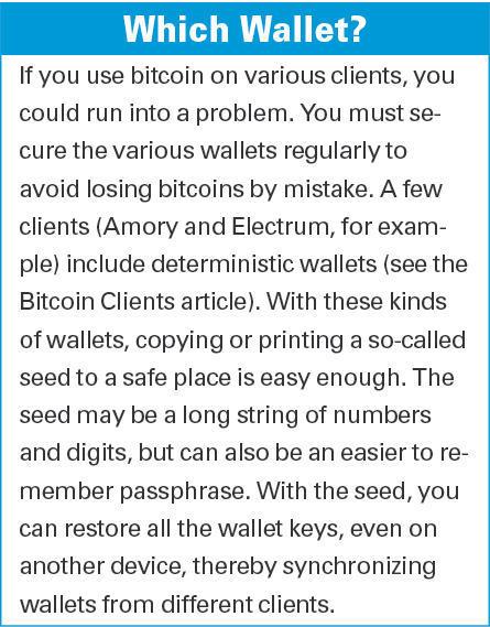 Bitcoin Basics » Linux Magazine