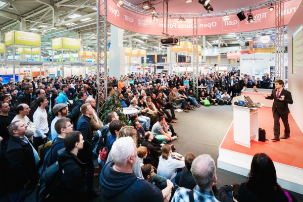 CeBIT 2016: Call for Open Source Contributions » Linux Magazine