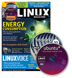 Resources » Linux Magazine