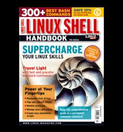 31: Linux Shell Handbook 9th Ed  » Linux Magazine