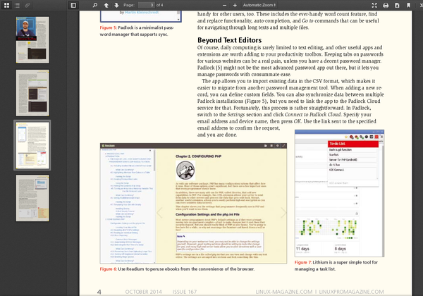Extension Watch: Add a PDF Viewer to Chromium » Linux Magazine