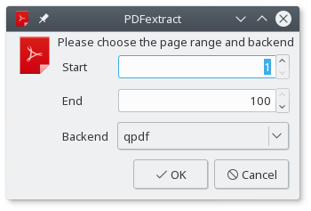 Extract Pages from a PDF File with a GUI Bash S    » Linux Magazine
