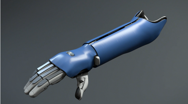 Open Source Prosthetics » Linux Magazine