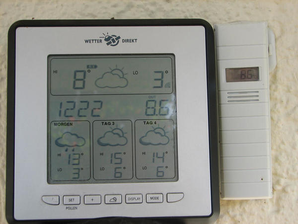 Reading Weather Data with Software-Defined Radio » Linux