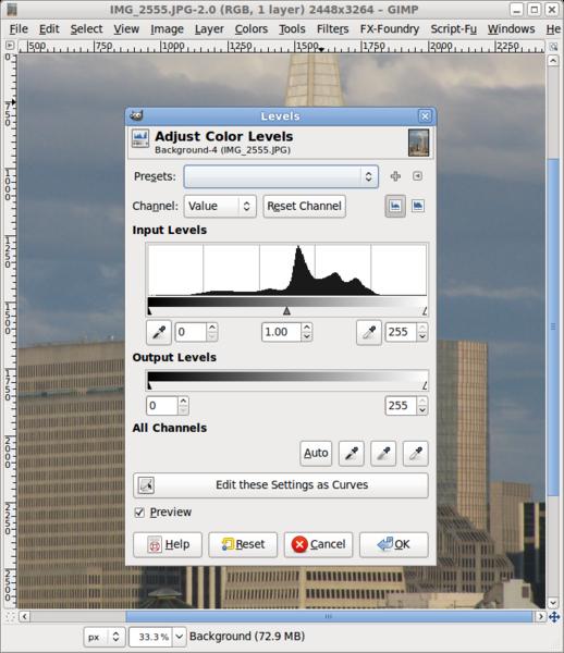 Five Super Simple Photo Fixes with the GIMP » Linux Magazine
