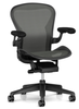 Figure 1: The Aeron chair that started the ergonomics trend.
