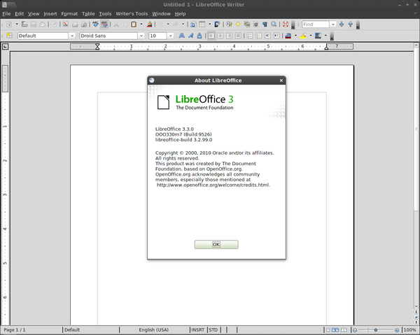 LibreOffice: OpenOffice org Liberated » Linux Magazine