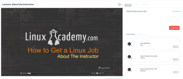 Learning with Linux Academy » Linux Magazine