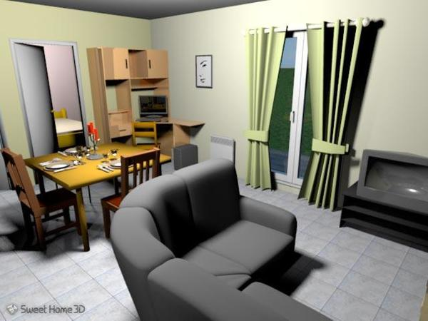 Home, Sweet Home: Sweet Home 3D 2.1 Linux Version » Linux Magazine