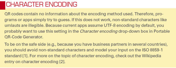 Generating QR Codes in Linux » Linux Magazine
