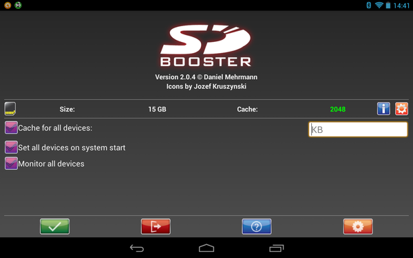 Speed up Android Storage with SD-Booster » Linux Magazine