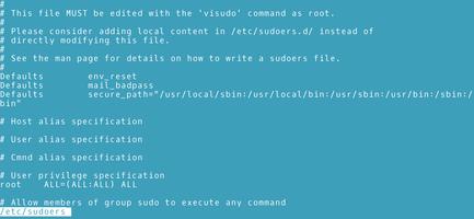 Using Sudo Options to Enhance Security » Linux Magazine