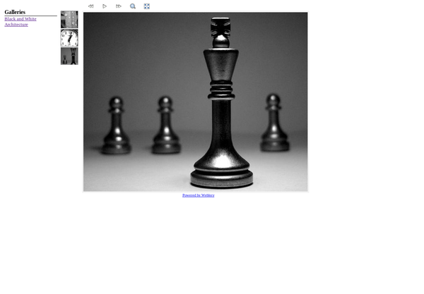 Generate Embeddable Galleries with Weblery » Linux Magazine