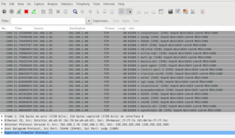 Wireshark » Linux Magazine