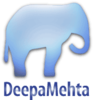 Indian elephant stands firm for Deepamehta