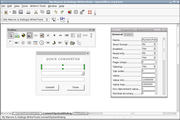 Adding a Nifty Conversion Calculator to OpenOff    » Linux